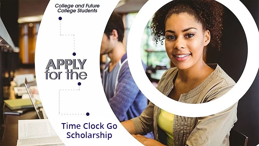 Time Clock Go Scholarship